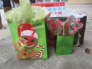 These are a few examples of gifts for the Secret Santa participant.