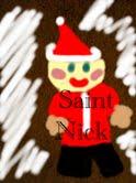N- All the Santa's, Annika Manley
