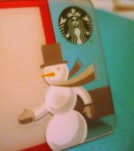 O- Starbucks Seasonal Drink, Lina