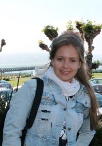Anna Balysheva..