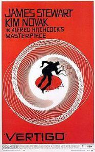 This is the movie poster for Vertigo.