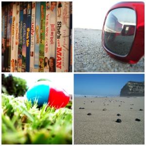 These are various ideas for having fun on Spring Break, courtesy of Miriam Sanders.