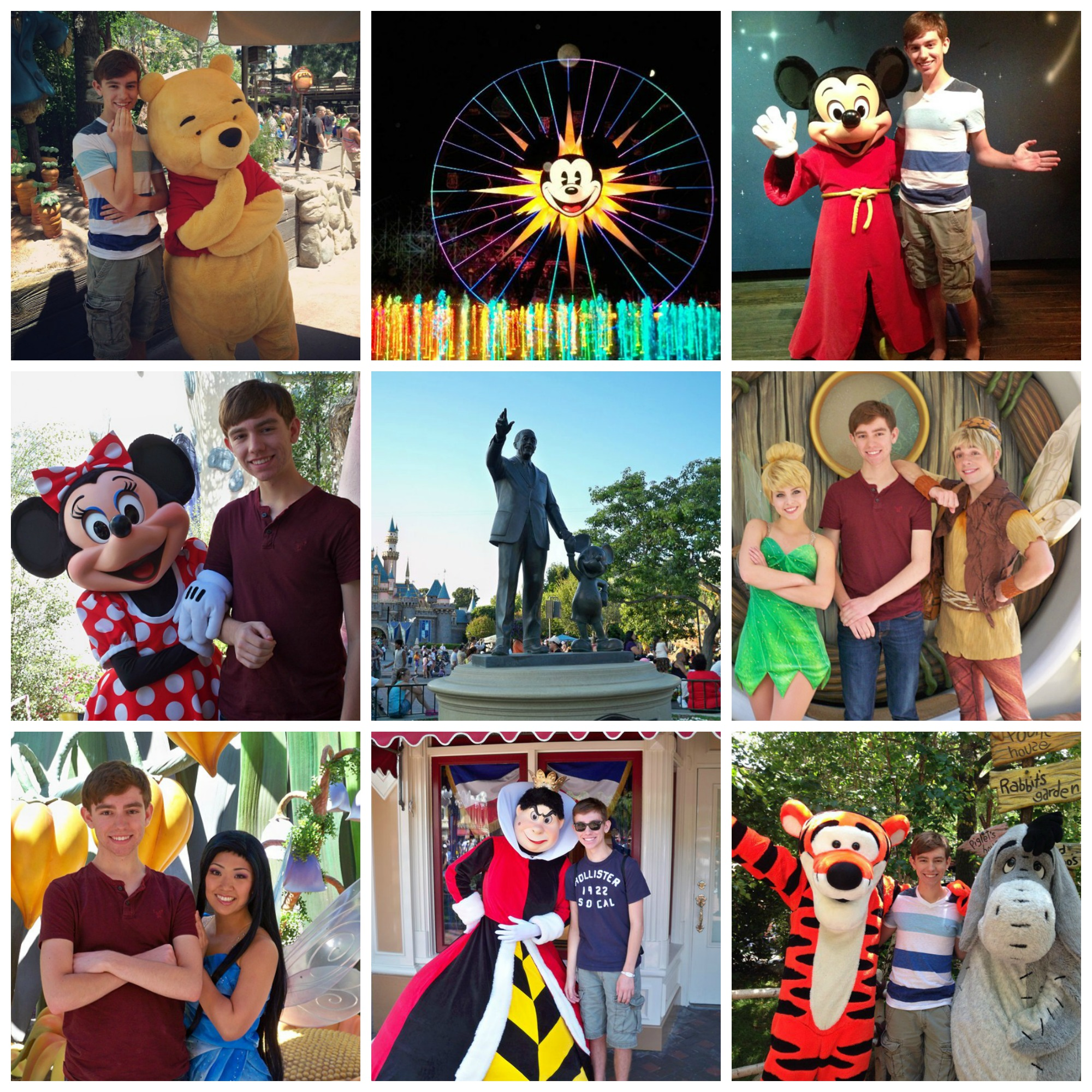 First timers guide to Disneyland-Chris&Miriam