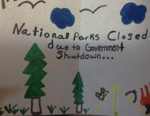Government Shutdown-Courteney Kauffmann