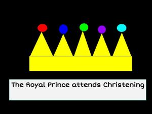 Royal's Christening-Courteney Kauffmann