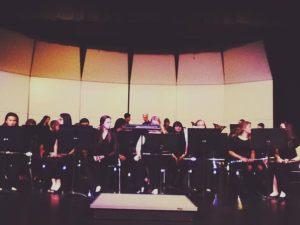 Band Concert-Joanna