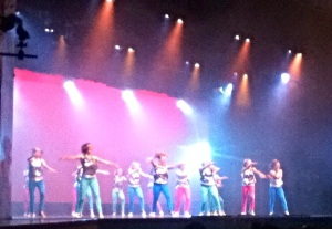 Dance Show, Jennifer Dominguez