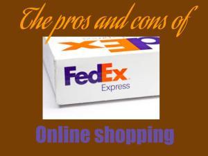 online shopping- Janet