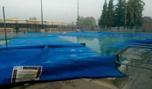 Golden West pool