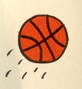 Basketball - Ruby A.