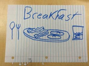 Breakfast - Seth Ruiz