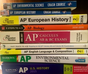 AP Exams - Ruby A