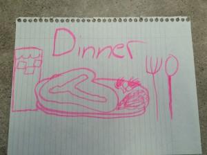 Dinner Seth Ruiz
